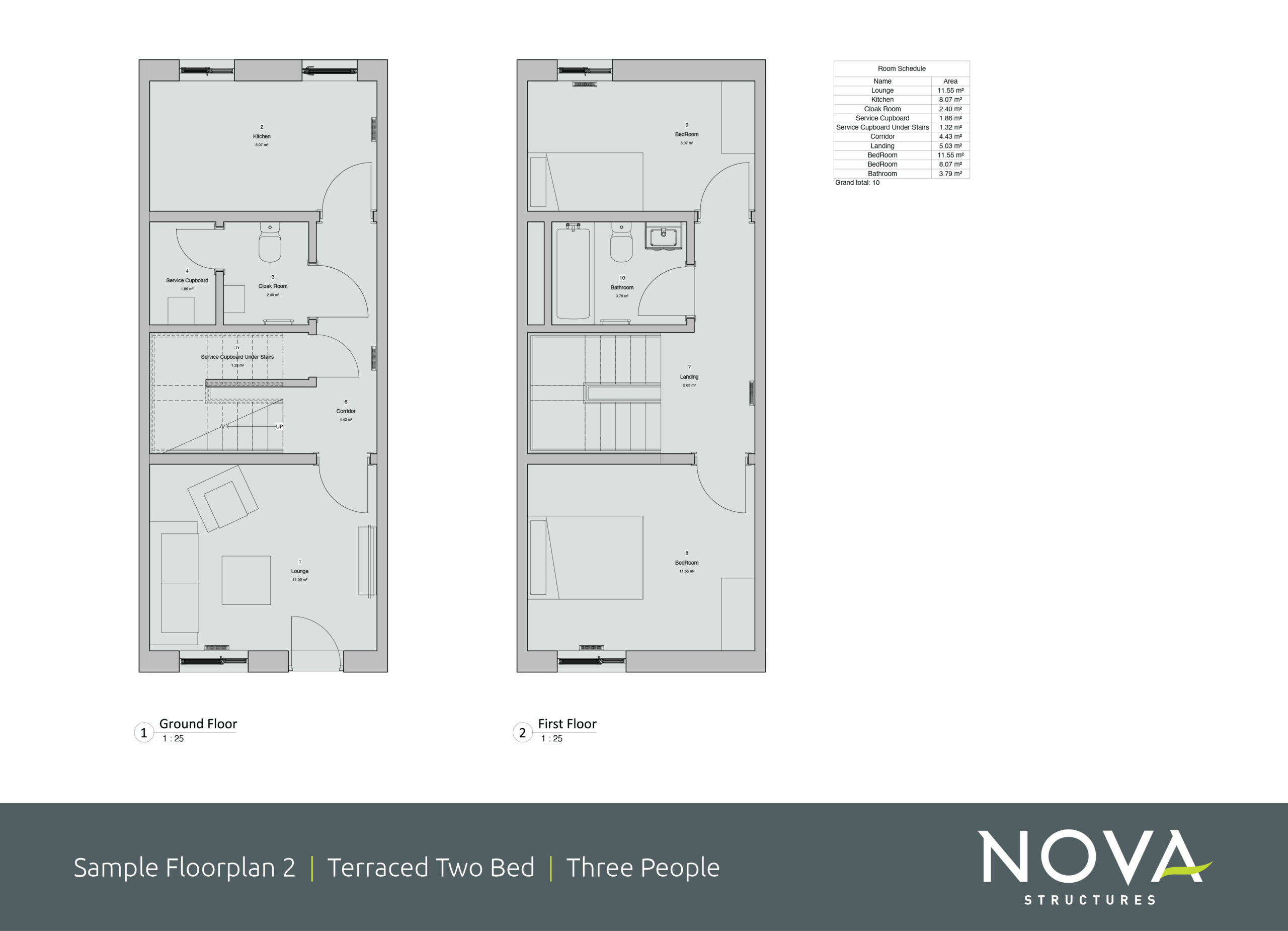 Sample Floorplan -02